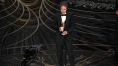 OSCARS 2016 - Best Foreign Langauge Film - Winner - Son of Saul - Hungary
