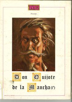 Don Quijote / adapt. L. Sánchez y N. Lozano (1973) - ED/Quijotes 1973/1