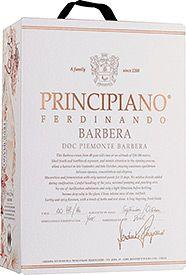 Principiano Piemonte Barbera BiB Wine