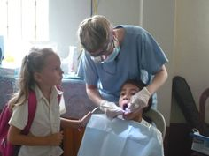 Give a GIFT to Change a Life in Honor of your Family and Friends: #Dental Care Put a bright #smile on a child's face. Many children in impoverished communities receive no dental care. Your gift can provide a dental check-up and #teethcleaning to a child who is desperate for dental care. GIVE NOW $60 #uniquechristmasgifts #gift #christmas