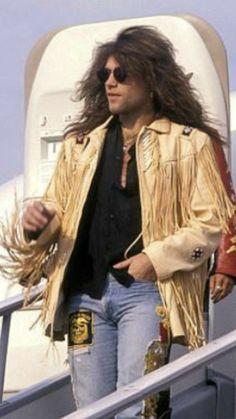 Jon Bon Jovi 1989 #moscowpeacefestival