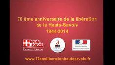 70e anniversaire de la libération de la Haute-Savoie