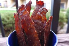 Dimples & Delights: Homemade Beef Jerky (With or Without Dehydrator!sounds like the perfect recipe! Jerky Recipes, Duck Recipes, Sausage Recipes, Dairy Free Recipes, Paleo Recipes, Tartare Recipe, Pork Jerky, Homemade Beef Jerky, Beef Burgers