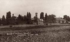 War Hospital Fishponds WW1.