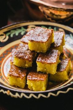 Easy Moroccan Orange Cake Recipe – The deVOL Journal Our latest recipe from Sophie is an easy Moroccan orange cake! It looks absolutely delicious, a perfect little bake for any occasion! Food Cakes, Cupcake Cakes, Cupcakes, Moroccan Desserts, Moroccan Recipes, Mediterranean Desserts, Baking Recipes, Cake Recipes, Orange Recipes Baking