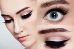 Smokey Cat Eyes Makeup Tips