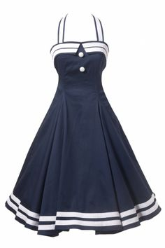 such a cute little dress.  would look fantabulous with a pair of red heels. love it.