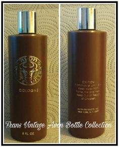 Vintage Avon Wild Country After Shave Cologne Bottle Decanter