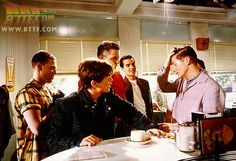 Michael J. Fox, Eric Stoltz, J Fox, Bttf, Female Superhero, Marty Mcfly, The Hollywood Reporter, Back To The Future, 25th Anniversary