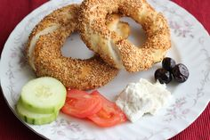 breakfast with simit