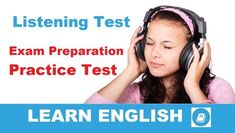 Multiple-Choice Test 3 - English Listening Practice and Quiz - EA Learning English Listening Test, Reading Test, Listening Skills, English Lessons, Learn English, Short Conversation, Improve Your English, English Reading, Comprehension Activities