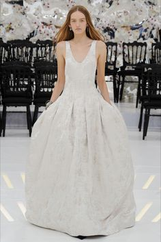 Christian Dior Haute Couture Fall Winter 2014-15 collection