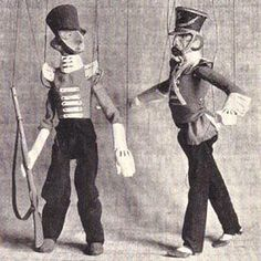 Marionettes by Willi - Marionettes by William Simmonds --- #Theaterkompass…