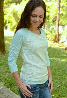The Lane Raglan: A New Pattern and a Chance to Give Back - crafterhours