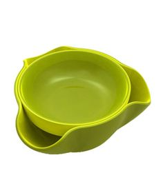 Joseph Joseph Double Dish- pour nuts in the top, and empty shells can go underneath. Genius! $18, aplusrstore.com