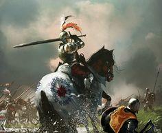 Brightwater Cavalry Wing by Tomasz Jedruszek