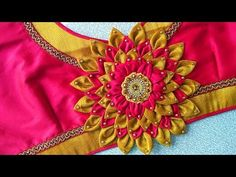 Blouse Design - YouTube