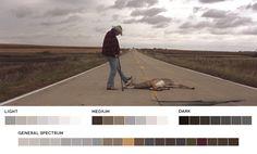 David Lynch, The Straight Story, 1999 Cinematography:Freddie Francis