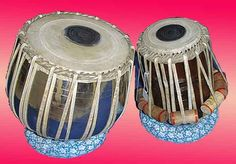 Tablas from India, one of my favourite drums ever