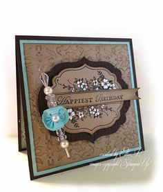 love the new die cut set and apothecary stamp set.  I think that many cards are going to come from this set =)