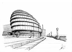 London City Hall - Norman Foster