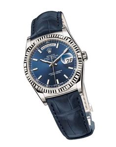 Feeling Blue: 10 Watches With Blue Dials and Straps.