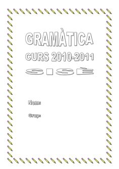 Gramatica1 by natalia via slideshare