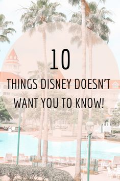 10 Secret Disney Hacks- Tips and Tricks for your Disney Vacation TEN secret Disney tips they don't want you to know to make the most out of your vacation. Hacks to make your Disney vacation the best for Disney World Vacation Planning, Walt Disney World Vacations, Disney Planning, Disney Parks, Cheap Disney Vacation, Vacation Savings, Disney Resorts, Florida Vacation, Disney Drawings