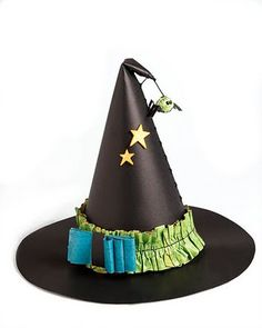 #DIY witch hat idea from #CTMH.