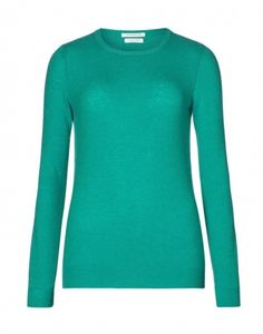 Pull cachemire vert Benetton - ClicknDress