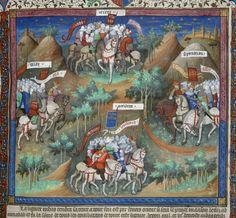Twelve tribes of Israel-     Detailed record for Additional 18856  AuthorGuyart des Moulins TitleBible historiale (Grande Bible historiale complétée, with prologues), volume 1 OriginFrance, Central (Paris) Datec.1420