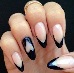 Stiletto nails art