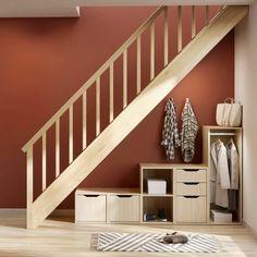 réussir aménagement placard hall entrée sous escalier Stairs, Photo And Video, Videos, Photos, Instagram, Home Decor, Stairway, Pictures, Decoration Home