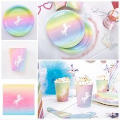 Party Gadgets, Co Ord, Unicorn Party, Rainbow, Events, Irene, Arch, Unicorn, Meet