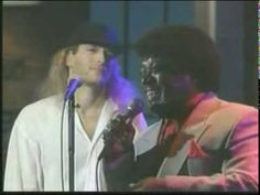 Michael Bolton  Percy Sledge - When a Man Loves a Woman Liv: The greatest love song ever written and sung.  This is a really cool duet with these two!
