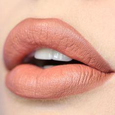 A peachy pink Satin lipstick, ain't it just cute as a button? Satin Lipstick, Long Wear Lipstick, Lipstick Shades, Lipstick Colors, Lip Colors, Colours, Lip Makeup, Beauty Makeup, Beauty Tips