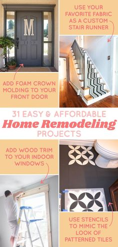 Best Decorate Your Home Images On Pinterest Home Ideas New - Do it yourself bathroom renovation