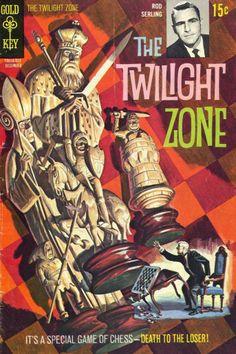 The Twilight Zone Comic #35 Publisher: Gold Key Comics Date: December 1970