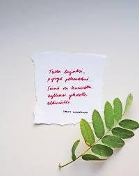 Kuvahaun tulos haulle tommy tabermann runot rakkaus