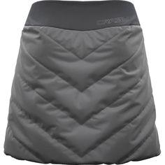 Crazy Idea Feel   Insulated Skirt  Black  Women
