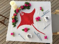 Milaidhoo dining with the mantas Christmas Stockings, Christmas Tree, Maldives, Tree Skirts, Dining, Holiday Decor, Table, Home Decor, Blanket