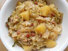 Wirsing - Eintopf, ein sehr leckeres Rezept aus der Kategorie Kochen. Bewertungen: 122. Durchschnitt: Ø 4,3.
