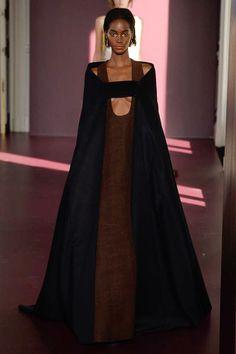 Valentino Fall 2017 Couture Fashion Show - Tami Williams (Elite)