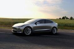 Tesla Model 3 : premières images et infos [prix, date, photos]