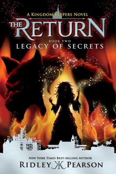 AHHHH!!!!!! Kingdom Keepers The Return: Legacy of Secrets cover release!!!!!!!!!!!!!! GUUUUYSSSSSSSSSS MARCH 26 2016