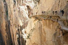 Caminito del Rey: Europas gefährlichster Wanderweg wieder begehbar - TRAVELBOOK.de