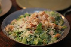 Try this Big Caesar Salad recipe by Chef Gordon Ramsay. This recipe is from the show Gordon's Ultimate Home Cooking. Gordon Ramsey, Gordon Ramsay Home Cooking, Chef Gordon Ramsay, Food Network Recipes, Cooking Recipes, Ceasar Salad, Asian Recipes, Ethnic Recipes, Appetizer Recipes