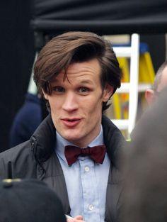 Matt Smith (Eleventh Doctor)