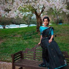 Saree Trends, Indian Fashion, Blouse Designs, Ethnic, Sari, Wedding, Beauty, Dresses, Models