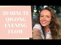 20 Minute Qigong Evening Flow - Easy Qigong Exercises To Relax Before Bed Key To Losing Weight, Weight Loss, Lose Weight, Cycling Workout, Boxing Workout, Reiki Meditation, Meditation Music, Tai Chi Exercise, Before Bed Workout